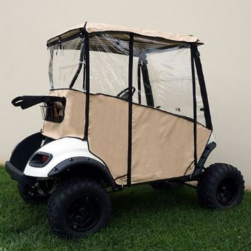 Odyssey Enclosure Beige, Over the Top, EZGO TXT 2014+